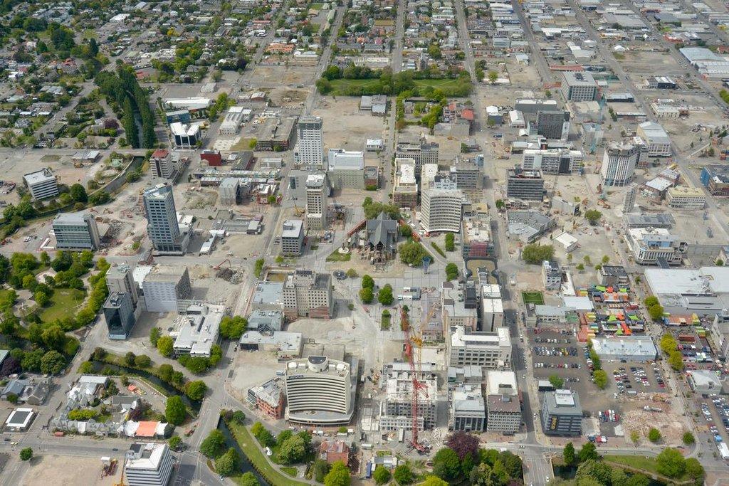 Christchurch Video Detail: Christchurch CBD: But Not As You Know It